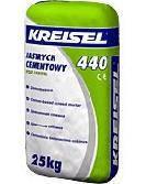 KREISEL стяжка цементная №440, 25 кг