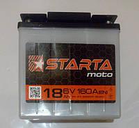 Аккумулятор 6V18a.h. STARTA (Старта)