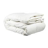 Одеяло 50 % пуха 50 % м.г.п.,  тик дамаст Соло 1,5 УкрЮгТекстиль