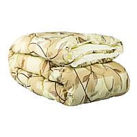 Одеяло Лебяжий пух KOMBI бязь комбинированная евро УкрЮгТекстиль