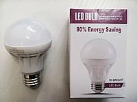 Светодиодная лампа LED BULB 3W 6500K