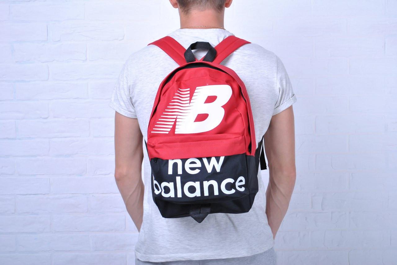 Городской рюкзак нью баланс (New balance) реплика  продажа, цена в ... c75abb02fb8