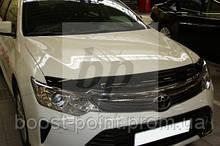 Дефлектор капота (мухобойка) Toyota Camry xv55 (Тойота Камри 55 кузов 2014г+)
