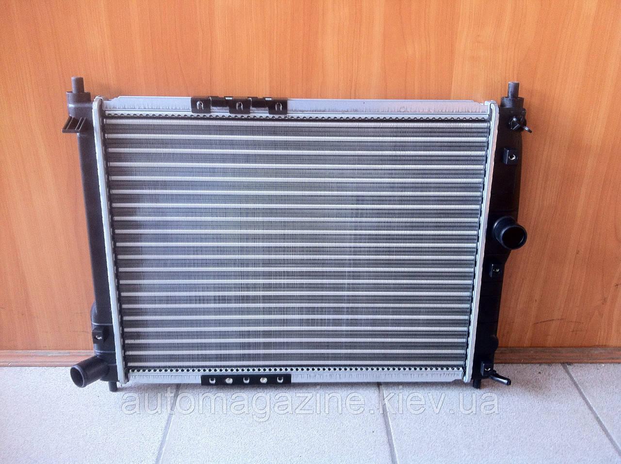 Радиатор охлаждения Daewoo Lanos (Корея)