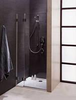 Душевая дверь в нишу Kolo Niven 80 FDRF80222003L глянцевый хром, прозрачное, левостороннее