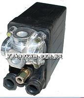 Автоматика для компрессора 380В три выхода