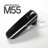 Беспроводные наушники Plantronics M55 bluetooth headset black