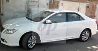 Дефлекторы окон (ветровики) Toyota Camry xv55 (Тойота Камри 55 кузов 2014г+)