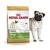 Royal Canin Pug 3 кг для взрослых собак породы мопс