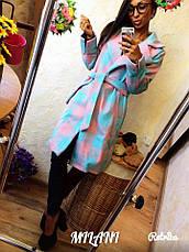Пальто с поясом , фото 3
