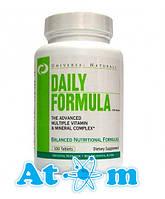 Витамины и Минералы - Daily Formula - Universal Nutrition - 100 табл