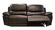 М'який диван-реклайнер в комплекті з кріслом-реклайнером MONTANA (3+1), фото 6