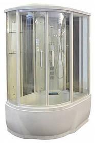 Душевая кабина, Гидромассажный бокс ТРИТОН СИРИУС (правый) 1200х800х2150