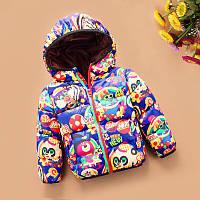 Курточка для детей осенне весенняя