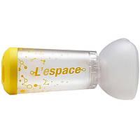 Спейсер Аir Liquide L'espace маска для детей 2-6 года 240 мл, Италия