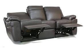 Новый кожаный комплект мебели с реклайнером PHILADELPHIA (3+1), фото 2