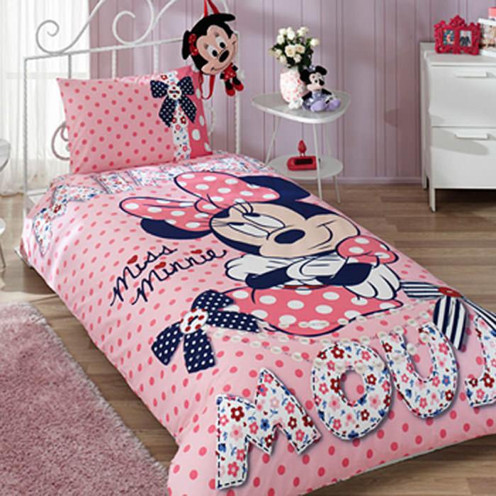 626c75607062 Детское постельное белье TAC DISNEY Minnie Mouse Dream (односпальное), цена  1 215 грн., купить в Одессе — Prom.ua (ID#374258008)
