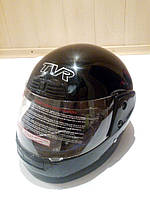 Шлем черный глянец