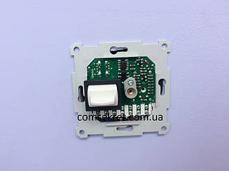 Монтаж и подключение терморегулятора для теплого пола OTN-1991 2