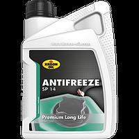 Антифриз Kroon-Oil Antifreeze SP 14 концентрат Охлаждающая жидкость 1л