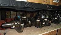 Вал коленчатый (коленвал) двигателя д-440
