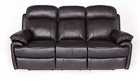 """Кожаный диван с реклайнером """"ORLANDO"""""""