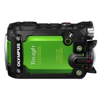 Цифровая камера OLYMPUS TG-Tracker Зеленый