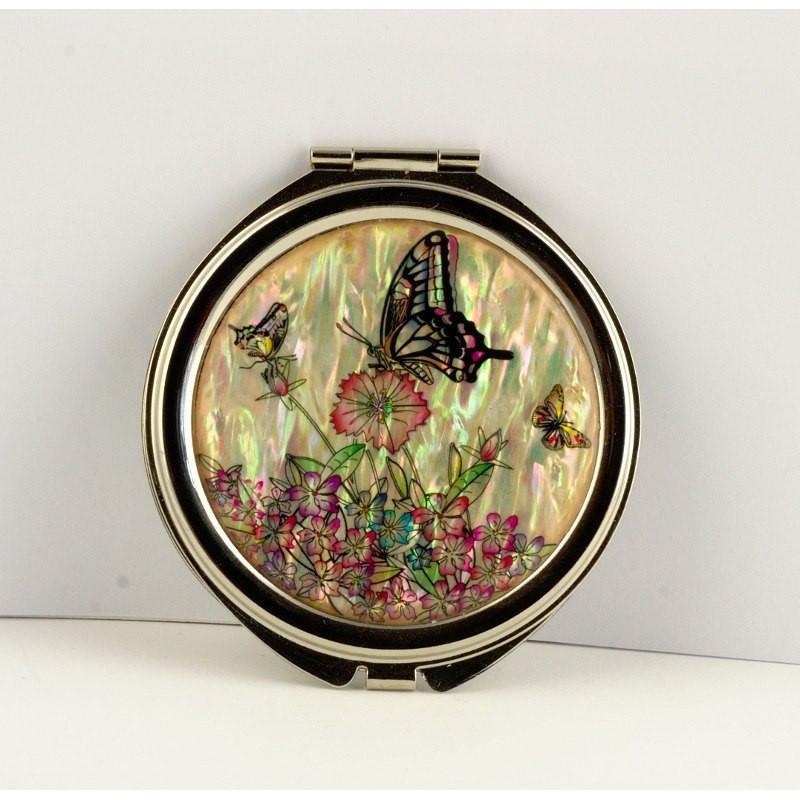 Карманное зеркало «Ценный подарок»