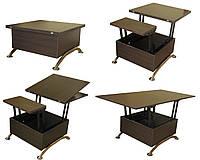 Стол трансформер раскладной Эпсилон 43*75*75 (75*150*75)