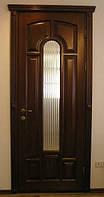 Двери межкомнатные деревянные под ключ в Виннице. Коллекция классика. модель АРКА