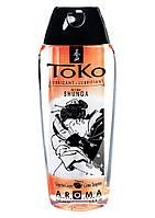 Смазка лубрикант для секса Shunga Оральный со вкусом мандарина Toko Tangerine (Shunga), 165 мл | Секс шоп - интим магазин Импери.