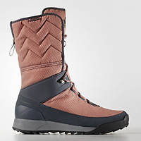 Женские сапоги adidas Climawarm CP Choleah High CP Leather Winter Boots AQ2580