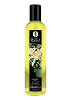 Shunga Органическое массажное масло Shunga Massage Organic Зеленый чай, 170 мл