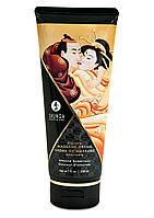 Массажное масло Shunga Съедобный массажный крем Shunga Сладкий Миндаль, 200 мл