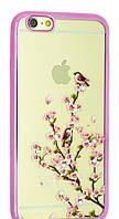 Чехол-накладка Remax Osaka Series for Samsung J710 (J7-2016) Sakura Blossom (Pink)