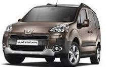 Шторки для Peugeot Partner (2008-2015)