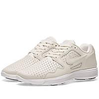 Оригинальные  кроссовки Nike Lunar Flow Laser Premium Phantom & White