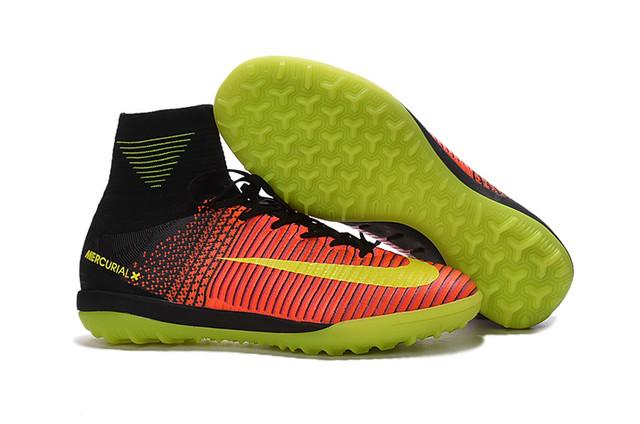 Футбольные сороконожки Nike MercurialX Proximo II TF