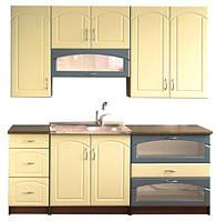 """Кухня Ліра 2.0 м Світ Меблів /  Кухня Лира 2.0 м """"Світ Меблів"""""""