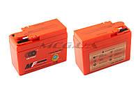 """Аккумулятор на мототехнику   12V 2,3А   гелевый, Honda   """"OUTDO""""   (115x49x86, оранжевый, mod:YTR4A-BS)"""