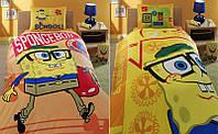 Постельное белье для детей TAC Sponge Bob Academics (односпальное)