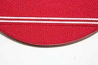 ТЖ 10мм репс (50м) красный+белый, фото 1
