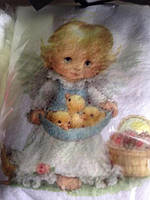 Крестильное полотенце плед Крыжмо для крещения , фото 1