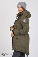 Куртка-парка для беременных