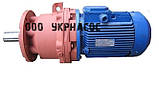 Мотор-редуктор 3МП-100-56-22 Украина Мотор-редуктор планетарный 3МП-100, фото 2