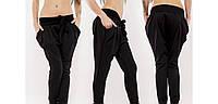 Женские брюки c  кружевным поясом, размер 46-48