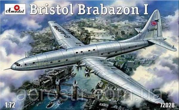 Bristol Brabazon I 1/72 AMODEL 72028