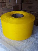 Нить полипропиленовая мультифиламентная Желтая 900 Den