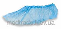 Бахилы полиэтиленовые 1,9 гр 200 шт., фото 1