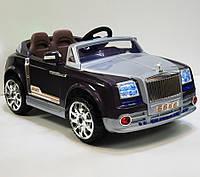 Детский электромобиль Rolls-Royce Ghost 9666: 2x35W, 7 км/ч, MP3 - GREY- купить оптом, фото 1